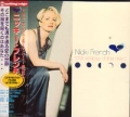 NICKI FRENCH Total Eclipse Of The Heart JAPAN CD w/Exclusive Tra