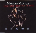 MARILYN MANSON Long Road Out Of Hell AUSTRIA CD5