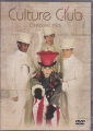 CULTURE CLUB Greatest Hits USA DVD w/A Kiss Across The Ocean & Bonus Features