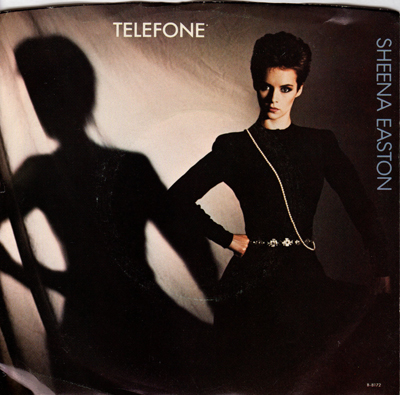 Sheena Easton Telephone Usa 7 Quot