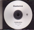 MADONNA Celebration USA CD5 Promo