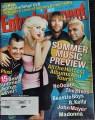 NO DOUBT Entertainment Weekly (5/28/04) USA Magazine