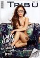 LADY GAGA Tribu Move (12/13) FRANCE Magazine