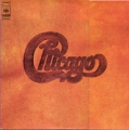 CHICAGO Live In Japan JAPAN 2LP