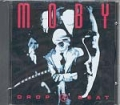 MOBY Drop A Beat USA CD5 w/3 Extra Tracks