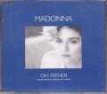 MADONNA Oh Father FRANCE CD5 w/3 Tracks