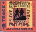 BRUCE SPRINGSTEEN & THE E STREET BAND Live In New York City AUSTRIA CD5 Promo 4 Track Album Sampler