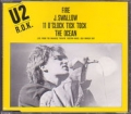 U2 R.O.K. AUSTRIA CD5 w/4 Live Tracks