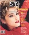 MADONNA Spin (5/85) USA Magazine