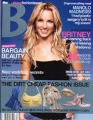 BRITNEY SPEARS B (12/03) UK Magazine