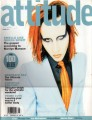 MARILYN MANSON Attitude (12/98) UK Magazine