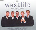 WESTLIFE What Makes A Man CD5 PART 1 w/MY GIRL
