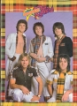 BAY CITY ROLLERS 1976 JAPAN Tour Program