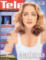 MADONNA Tele (8/5-11/2000) SWITZERLAND Magazine