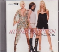ATOMIC KITTEN If You Come To Me EU CD5 Enhanced