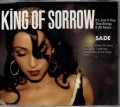 SADE King Of Sorrow UK CD5 w/4 Versions+Video