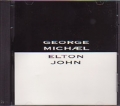 GEORGE MICHAEL & ELTON JOHN Don't Let The Sun Go Down On Me USA CD5