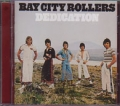 BAY CITY ROLLERS Dedication UK CD