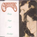 CARPENTERS Rainy Days And Mondays UK CD5 w/3 Tracks