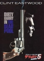 DIRTY HARRY 5: THE DEAD POOL Original Japan Movie Program RARE!