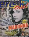 MADONNA Break Out! (3/5/98) HOLLAND Magazine