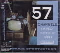 BRUCE SPRINGSTEEN 57 Channels The Remixes JAPAN CD5 Promo