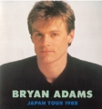 BRYAN ADAMS 1988 JAPAN Tour Program