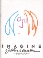 JOHN LENNON Imagine JAPAN Movie program