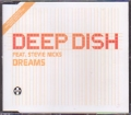 DEEP DISH Feat. STEVIE NICKS Dreams EU CD5 w/2 Tracks