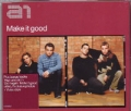 A1 Make It Good UK CD5 Part 1 w/4 Tracks