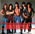 QUEENSRYCHE 1984 JAPAN Tour Program