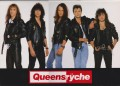 QUEENSRYCHE 1989 JAPAN Tour Program