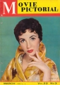 ELIZABETH TAYLOR Eiga Joho (Movie Pictrorial) (3/57) JAPAN Magazine