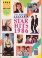 STAR HITS 1986  USA Magazine