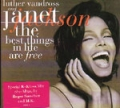 LUTHER VANDROS and JANET JACKSON The Best Things In Life Are Free UK CD5 w/Remixes