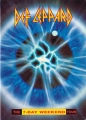 DEF LEPPARD 1992~93 The 7-Day Weekend Tour UK Tour Program