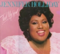JENNIFER HOLLIDAY Feel My Soul USA LP