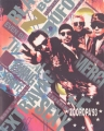 U2 Zooropa 1993 European Tour UK Tour Program