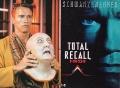 TOTAL RECALL Original JAPAN Movie Program RARE!