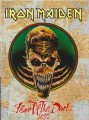 IRON MAIDEN 1992 JAPAN Tour Program