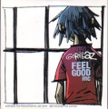 GORILLAZ Feel Good Inc USA CD5 w/1 Track