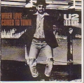 U2 with B.B.KING When Love Comes To Town UK CD3 w/4 Tracks