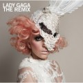 LADY GAGA The Remix USA LP