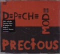DEPECHE MODE Precious UK DVD Single
