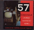 BRUCE SPRINGSTEEN 57 Channels USA CD5 Promo