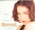 MADONNA Cherish GERMANY CD5 w/Extended Version