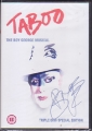 BOY GEORGE Taboo The Boy George Musical UK DVD Triple Disc Special Edition