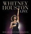 WHITNEY HOUSTON Live: Her Greatest Performances USA CD+DVD