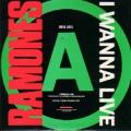 RAMONES I Wanna Live UK 7''