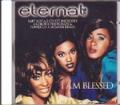 ETERNAL I Am Blessed UK CD5 Part 1 w/3 Tracks & 4 Color Postcard